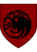 House Blackfyre crest