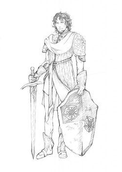Garlan Tyrell by cloudninja9