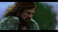 Eddard Stark by jiegelamu