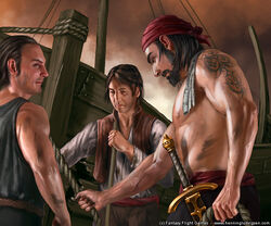 First mate by henning