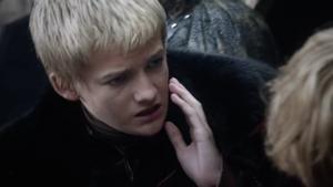 Tyrion Slaps Joffrey at Winterfell