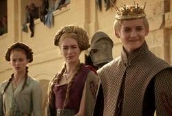 Cersei Joffrey Sansa Eddard beheading