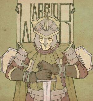 Mustamirri the Warrior