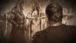 Rhaegar Targaryen Elia Martell marriage