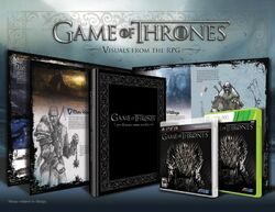 Game of Thrones-The Roleplaying Game limited edition