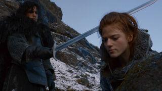 Jon Executes Ygritte