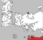World map Sothoros