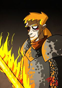 Beric Dondarrion TheMico