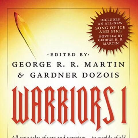 <i>神秘骑士</i>还发表在了<i>Warriors 1</i>