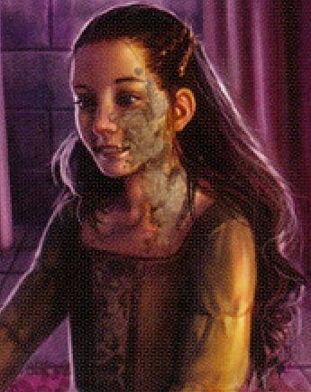 Sara Biddle Shireen face