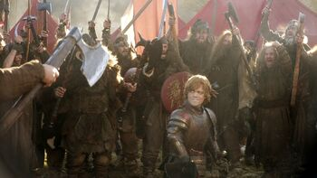 Tyrion Battle of the Green Fork Hbo