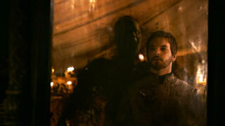 Renly Killed By Shadow