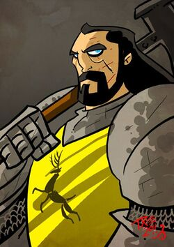 Robert Baratheon TheMico