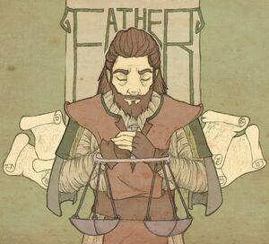 Mustamirri the Father