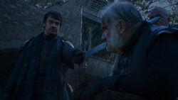 Theon Executes Rodrik