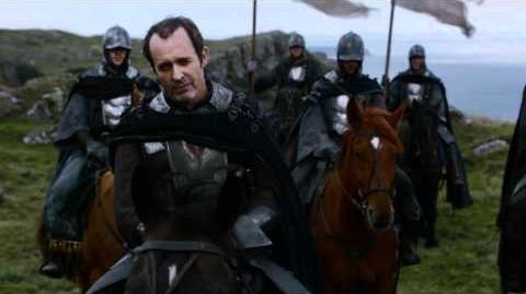 Game of Thrones Season 2 Character Featurette - Stannis Baratheon