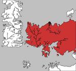 World map Essos