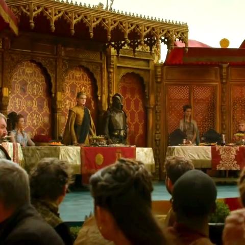 乔佛里国王的婚宴