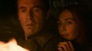 Melisandre Shows Stannis The Flame