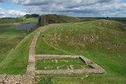 Milecastle 39 on Hadrian's Wall