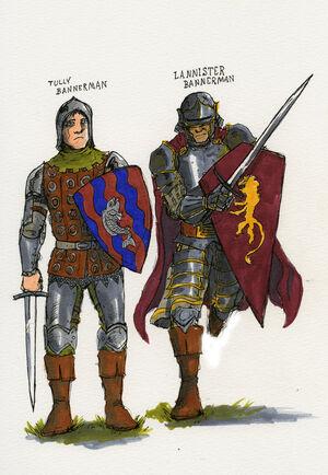 Bannermen sketch ii by tribemun