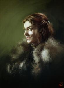 Catelyn by aniaem