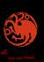 House Targaryen crest
