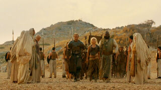 Dany Enters Qarth