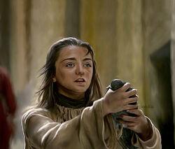 Arya stark by daaria