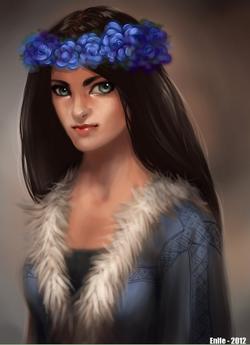 Enife Lyanna Stark