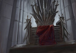 Iron Throne by thegryph