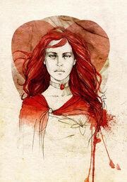 Melisandre of asshai by daenerys mod-d4et01r