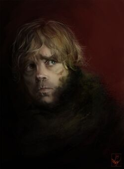 Tyrion Lannister by AniaEm