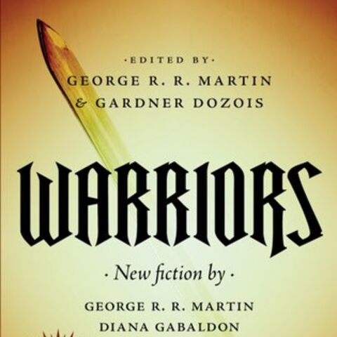 神秘骑士最初发表于<i>Warriors</i>