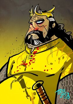 Robert Baratheon King TheMico