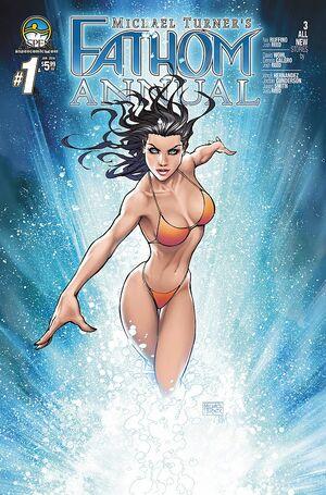 Fathom Annual 01 Cover A