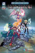 Aspen Universe Decimation 00 Cover