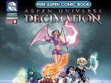 Aspen Universe: Decimation Vol 1 0