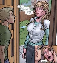 Carla reappears on Hunter's doorstep.