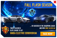 Fall Flash Season 3 Promo