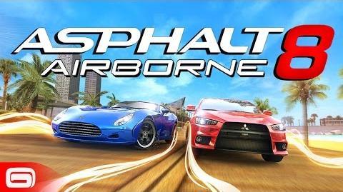 Asphalt 8- Airborne - New Cars, R&D Challenge - Update Trailer
