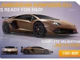 Lamborghini Aventador SVJ (Research & Development)