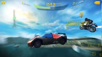 Asphalt 8 KTM X-Bow GT4 Multiplayer test 4 Rank 1002-0