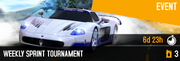 Weekly Sprint Tournament (7)