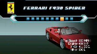 Asphalt 4 Elite Racing - iPod Click Wheel Game