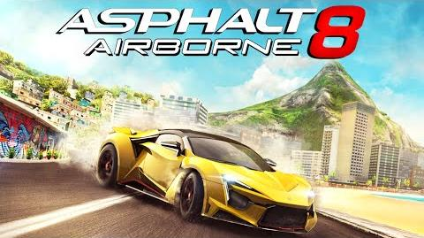 Update Trailer Hit the road to Rio in Asphalt 8 Airborne