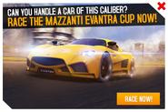 20161101 Cup ad Mazzanti Evantra