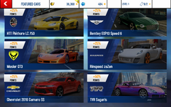 570S Featured Cars (3.3)