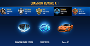 Ignition Season 1 Champion League Rewards