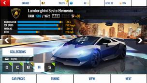 Lamborghini Sesto Elemento maxed out + tuning kit